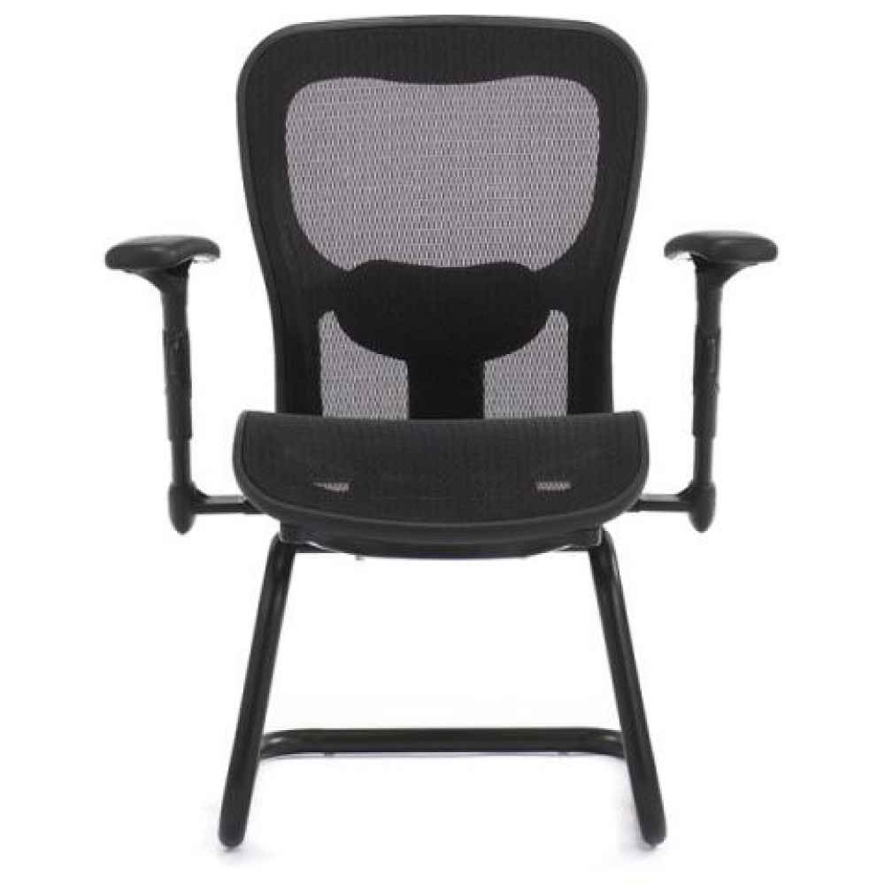 Ergo CEO Black Round Office Desk Chair