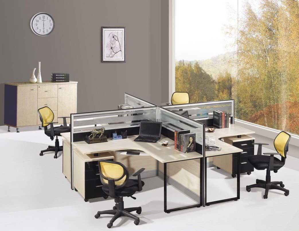 Office depot office furniture for Office table ideas