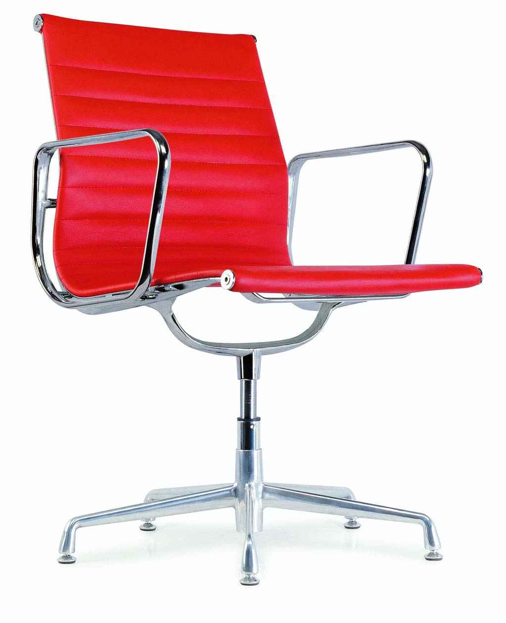 Red Leather Office Chair Supplier