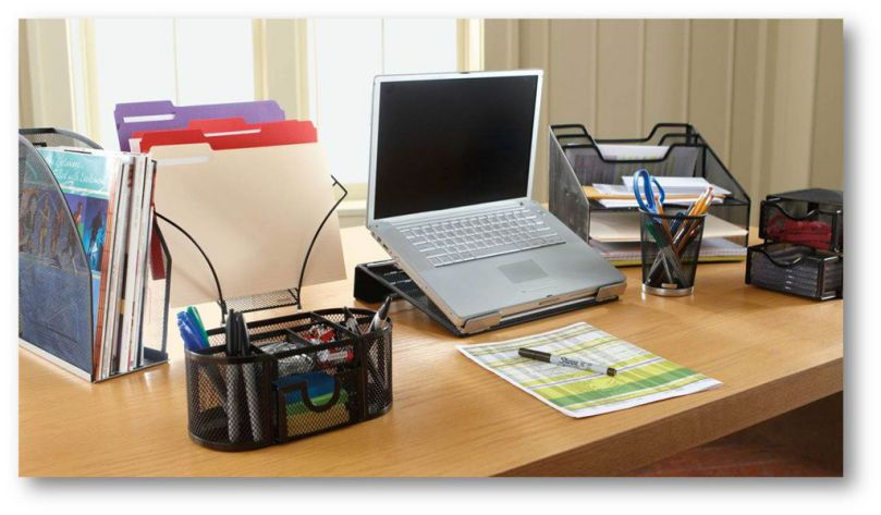 Home Office Accessories Organizer For Business Owner