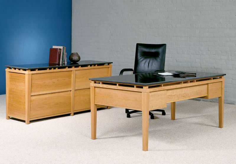 cherry wood office furniture with high quality and great benefits