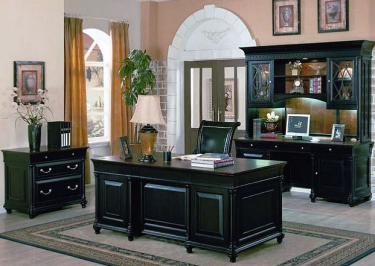 Executive home office furniture sets office furniture - Home office desk furniture sets ...