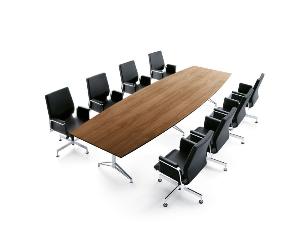 Fascino Boardroom Table for Home Office