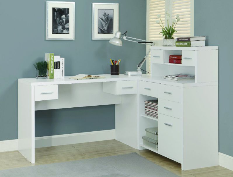 Benefit Of Using White Office Furniture Collections