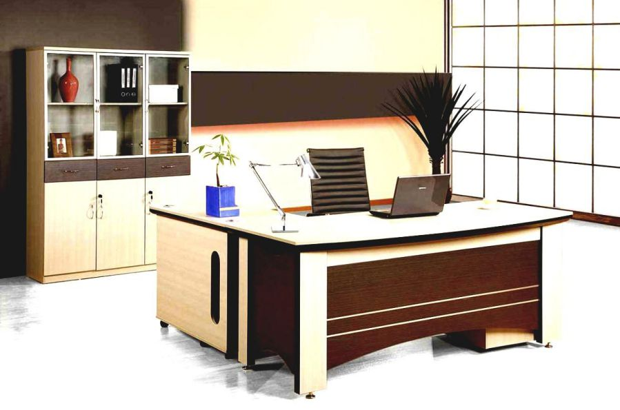 Modern workspace furniture collections