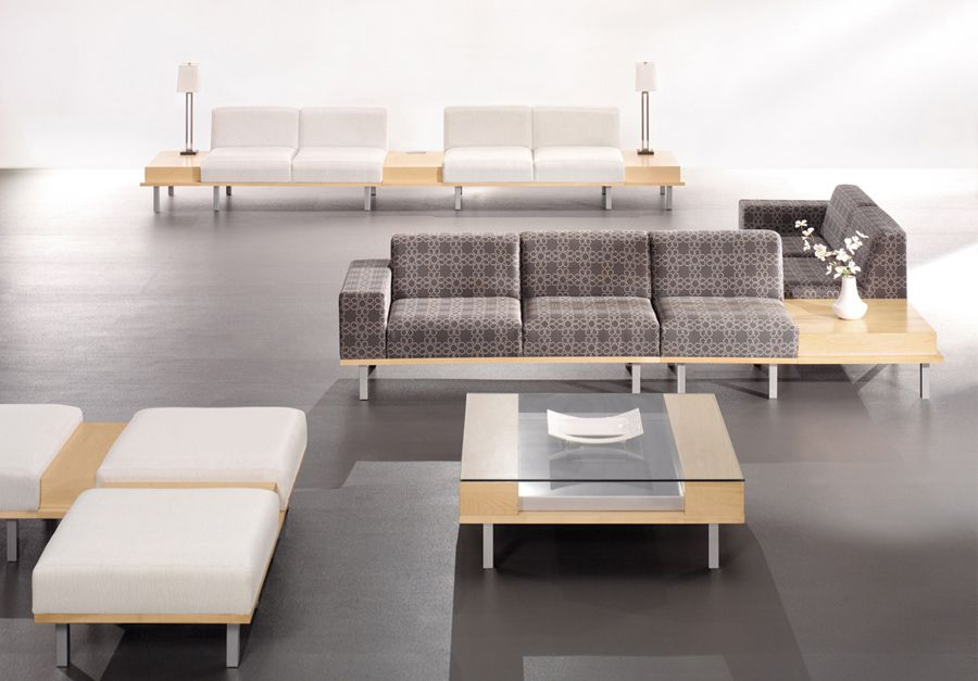 Modern reception chairs with simple yet attractive design for Modern design lounge chairs