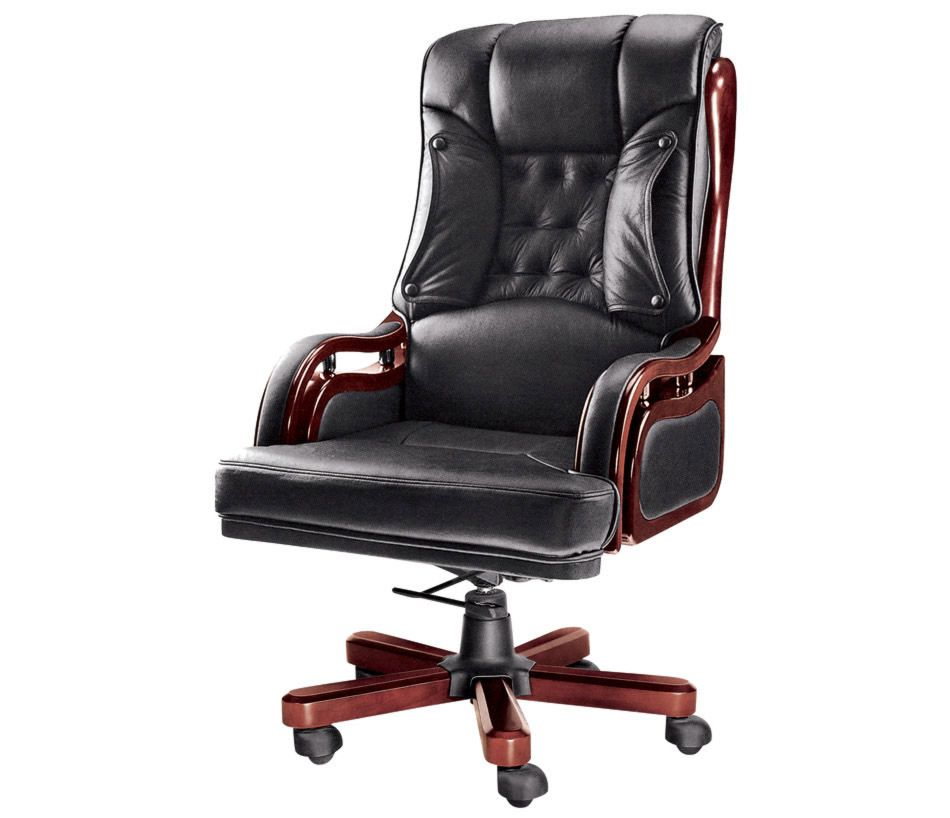 Executive leather desk chairs offer great convenience and for Home office chairs leather