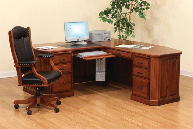 Cherry Wood Office Furniture With High Quality And Great