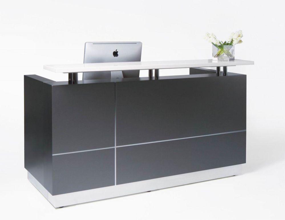 love at first sight in reception desk design. Black Bedroom Furniture Sets. Home Design Ideas