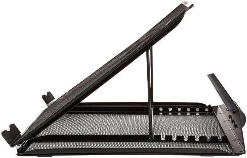 AmazonBasics Laptop Stand - Side View