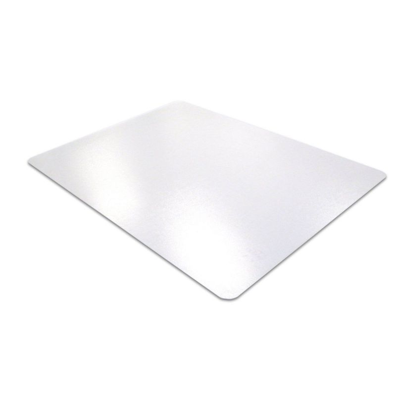 Floortex Unomat Polycarbonate Anti-Slip Mat for Hard Floors and Very low Pile carpets