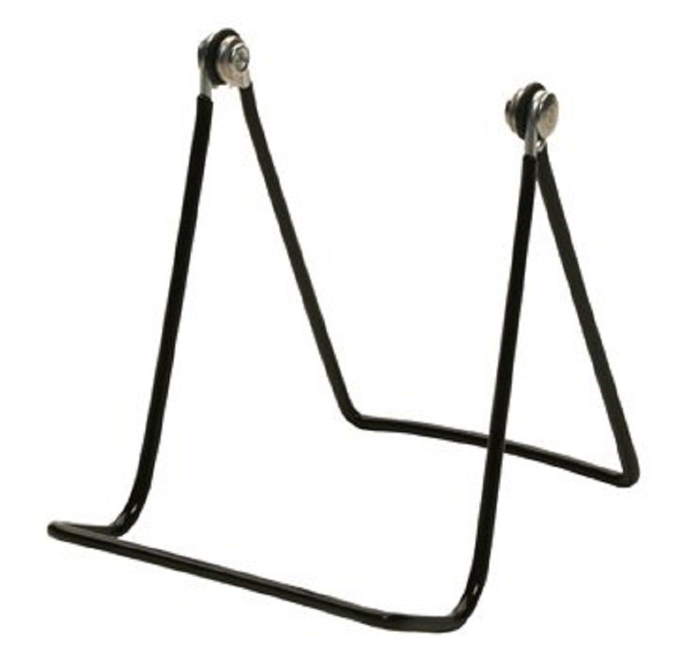 Gibson Holders Two Wire Display Stand, Set of 2, Black (2AB)