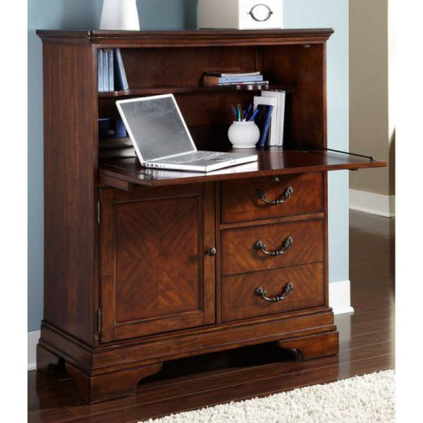 Liberty Furniture Alexandria Computer Cabinet