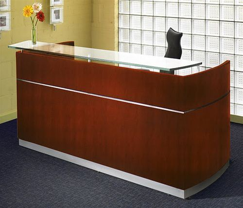 Mayline Napoli Series Reception Desk