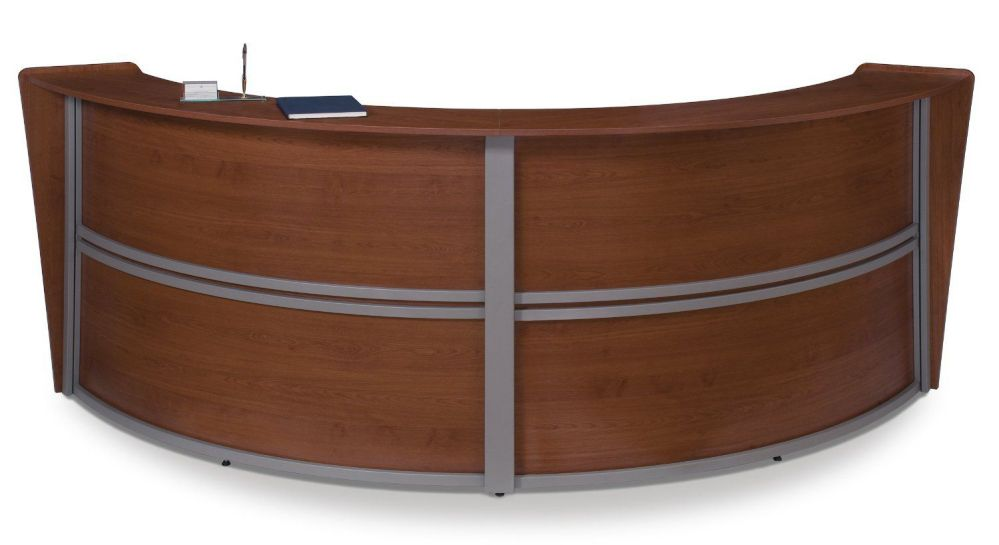 OFM 55292-CHY Marque Double-Unit Reception Station