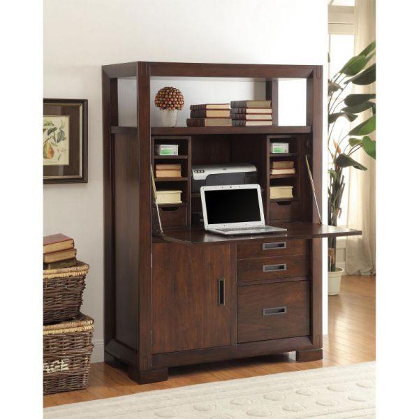 Riverside Furniture Riata Computer Armoire