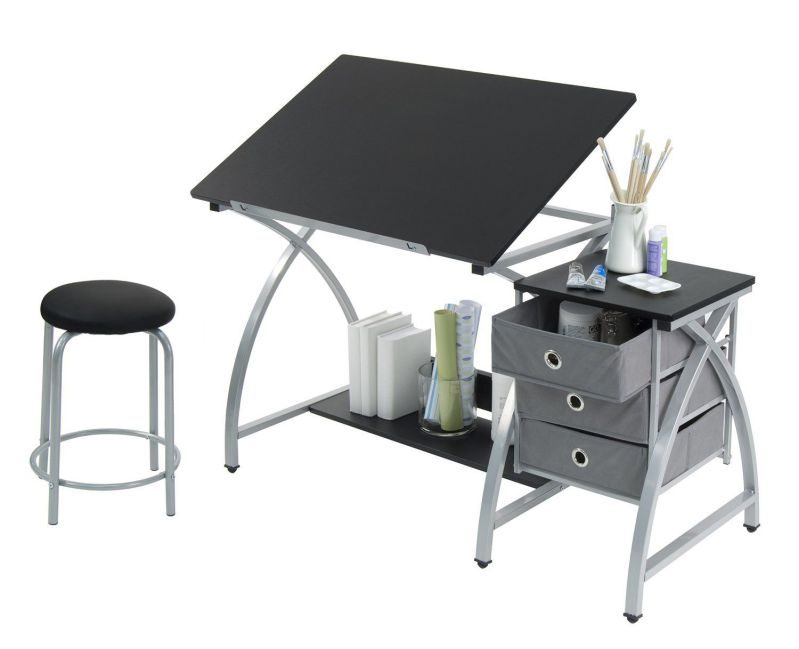 Ergonomic Drafting Table For Architects And Engineer