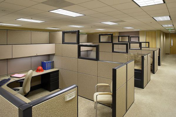 cubicle privacy ideas for office