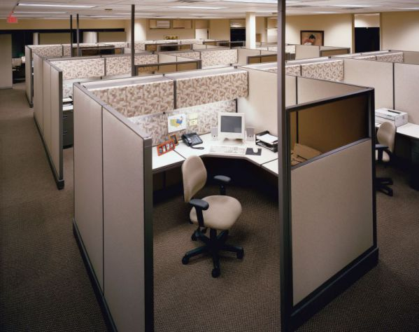 square office cubicles ideas