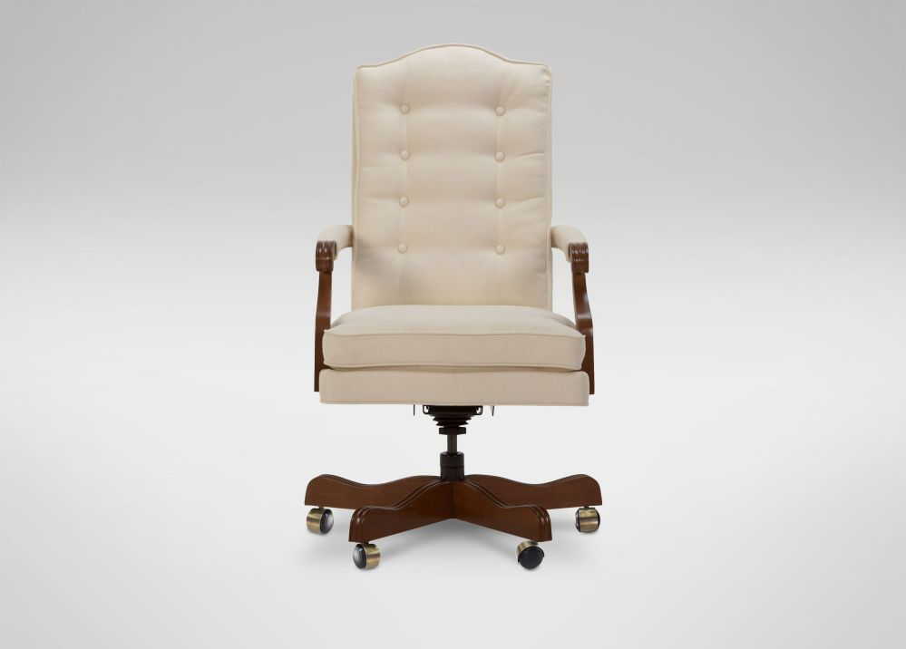 Ethan Allen Harvard Desk Chair