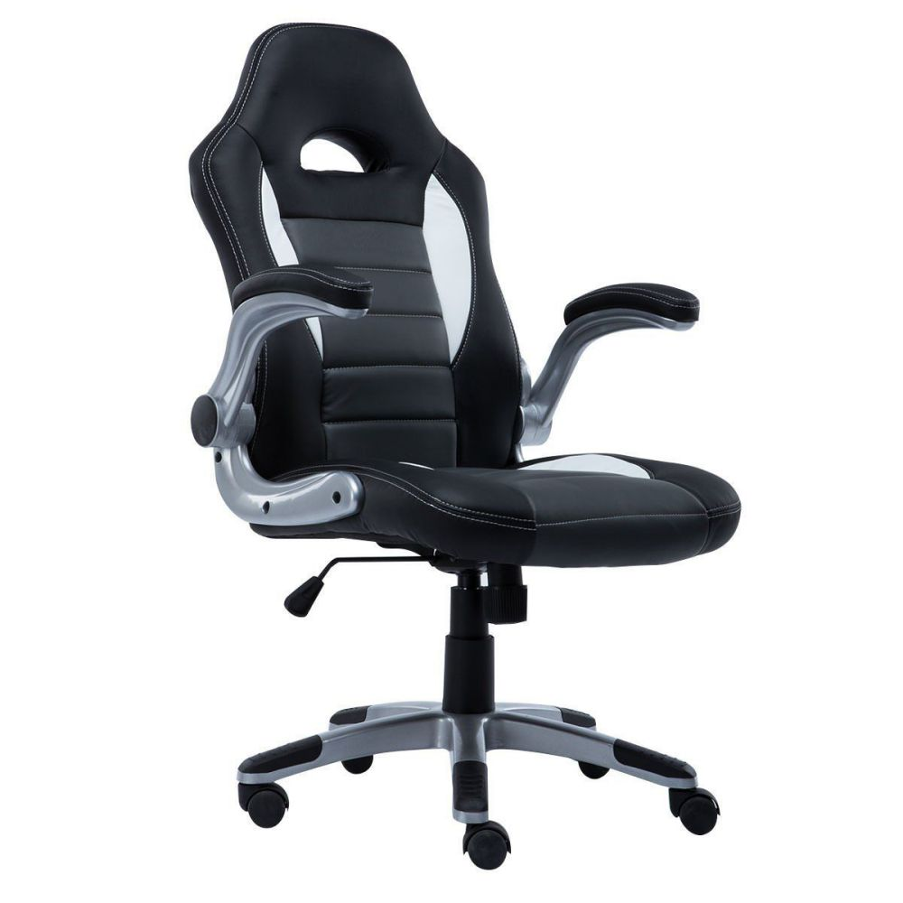 the executive bucket seat office chair. Black Bedroom Furniture Sets. Home Design Ideas