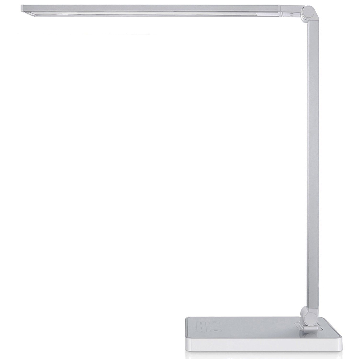 Phive Dimmable LED Desk Lamp with Fast Charging USB Port