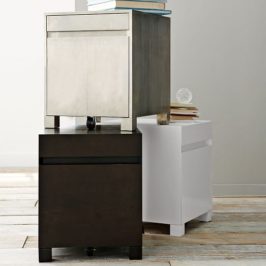 West Elm file cabinet - parsons series