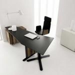 Huelsta modern built in home office desk designs