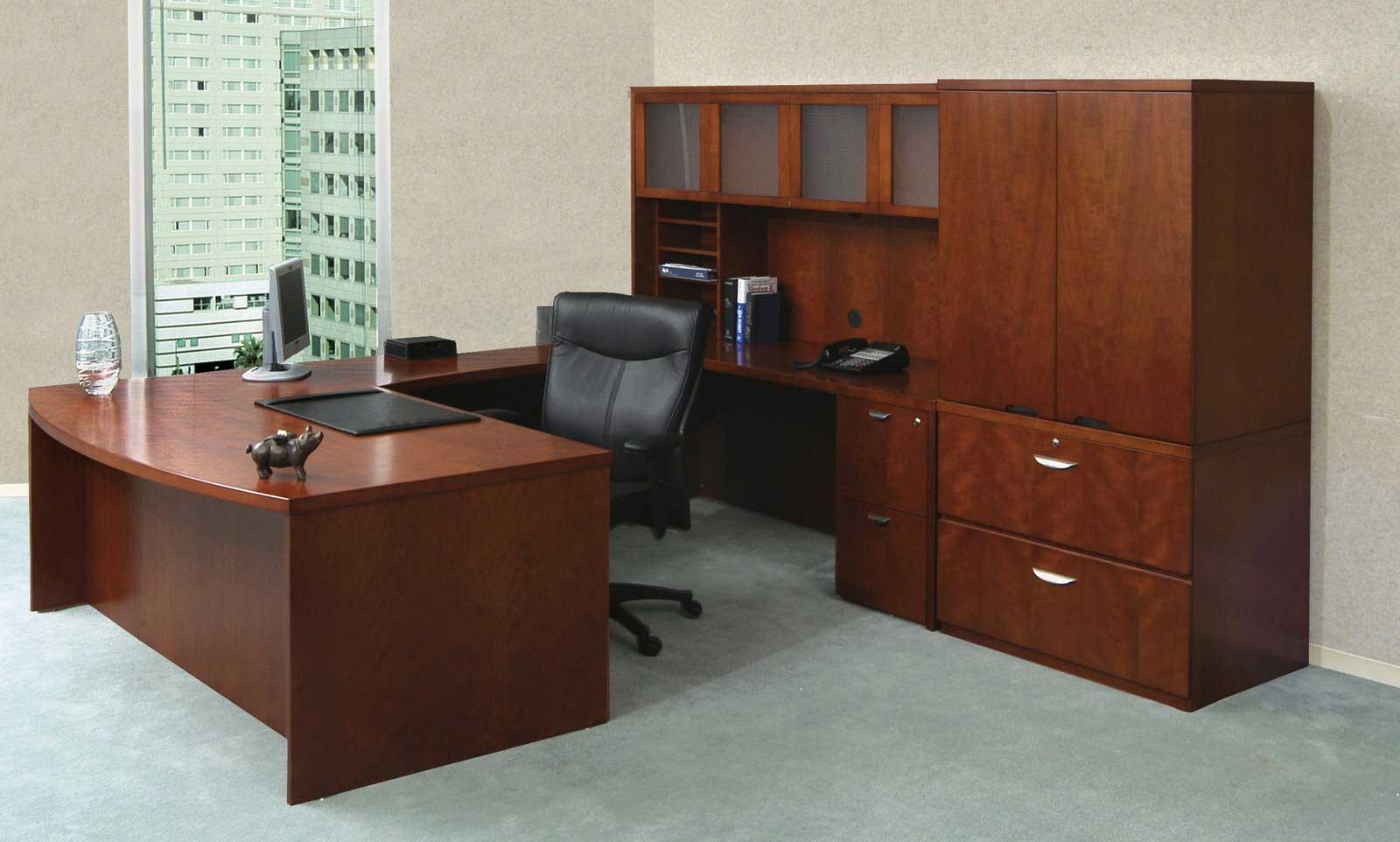 Smart Executive Office Furniture Design